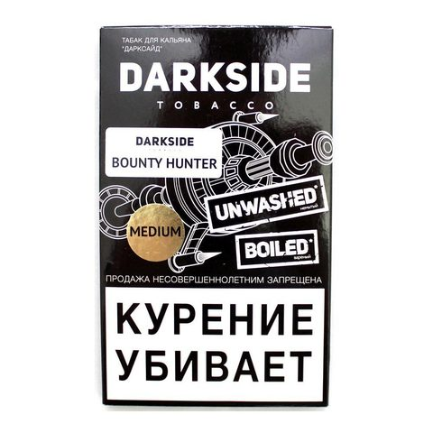 Dark Side Medium 100 гр Bounty Hunter