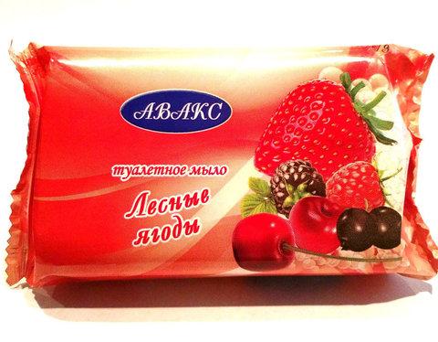 туалетное мыло Авакс 90 гр. ассорт 1/72