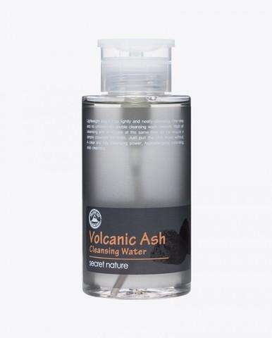 Очищающая вода с вулканическим пеплом - Secret Nature Volcanic Ash Cleansing Water