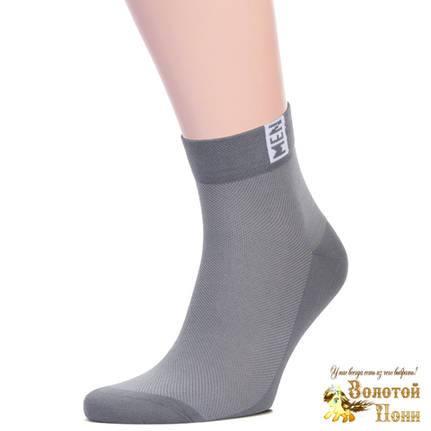 Носки сеточка подрост/мужские (25-29) 190411-RS2211.1
