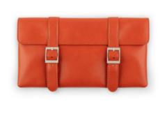Сумка-клатч через плечо Moshi Treya Clutch - Vermillion Orange оранжевый