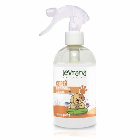 Спрей-поглотитель запаха, 300мл (Levrana)