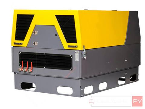 Дизельный компрессор Comprag DACS 5S