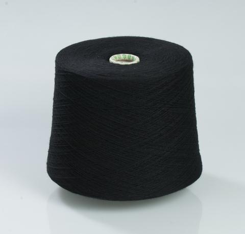 21010-Foxy, меринос с ангорой, черный
