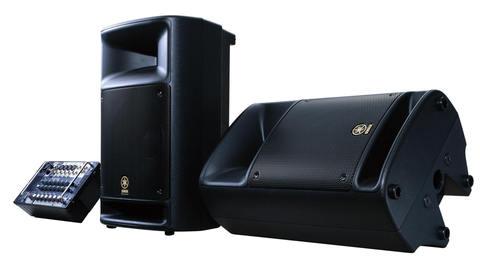 Звукоусилительные комплекты Yamaha STAGEPAS 500