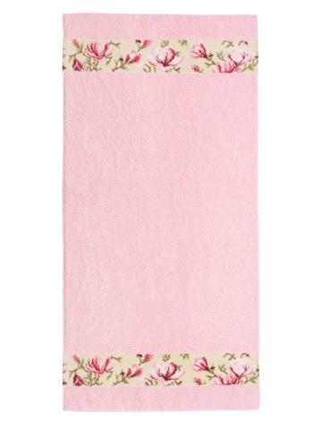 Полотенце 68x150 Feiler Flair 139 rosa