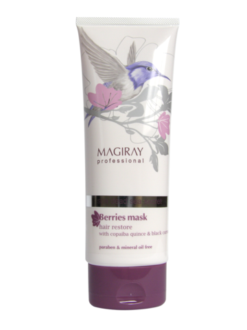 Berries Hair Restore Mask/ Ягодная маска