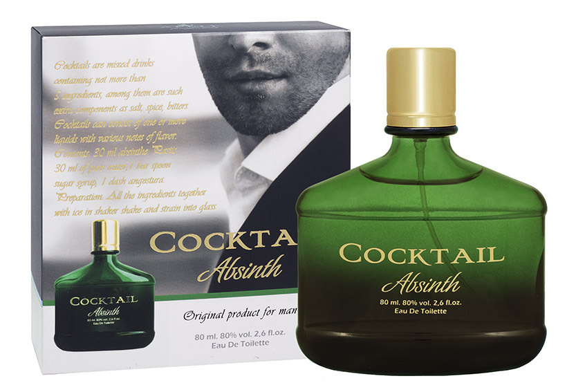 Cocktail Absinth, Apple parfums