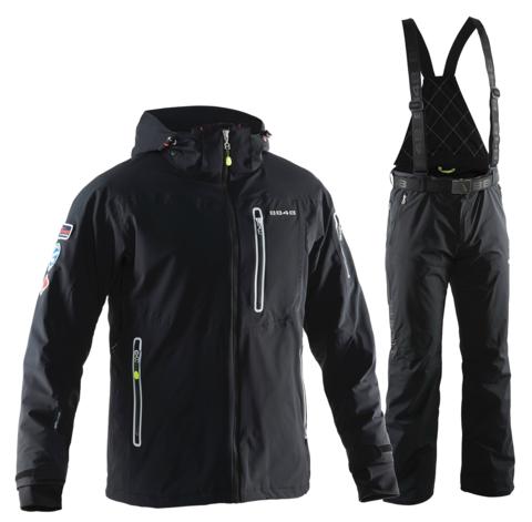 Мужской горнолыжный костюм 8848 Altitude Hinault Guard