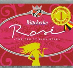Пиво Wittekerke Rose