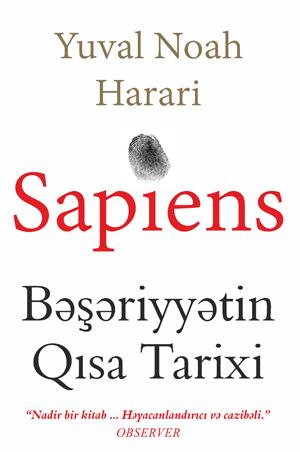 Sapiens.Bəşəriyyətin Qısa Tarixi
