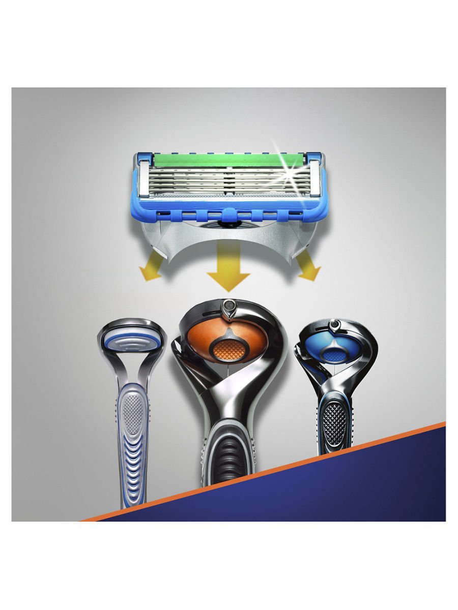 FUSION PROGLIDE POWER 4 шт.(ЭКОНОМ)