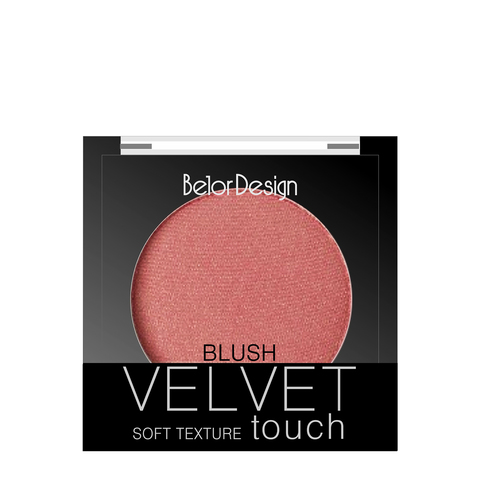 BelorDesign Velvet Touch Румяна для лица тон 105