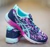 Женские кроссовки для бега Asics Gel-Hyper Tri (T581N 3567) multi фото