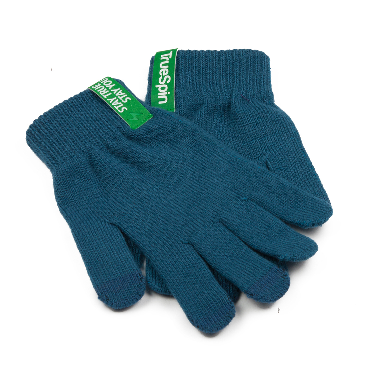 Перчатки TRUESPIN Touchgloves Dark Blue