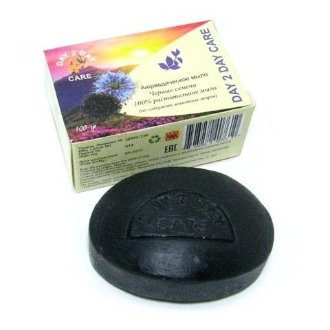Аюрведическое мыло Чёрный тмин, 100 г D2D