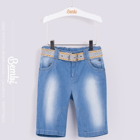 ШР387 Шорты джинсовые для мальчика