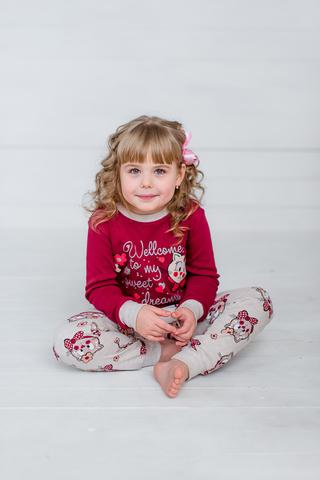 КП189 Пижама для девочки