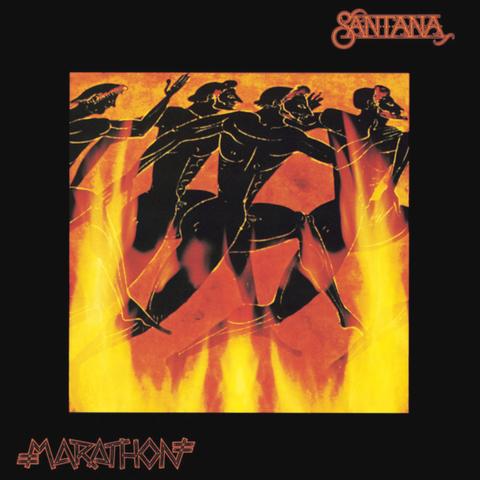 Santana / Marathon (LP)