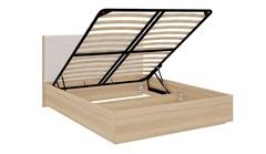 Кровать с подъемным ортопедическим основанием Зара 1.6 Люкс