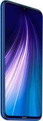 Смартфон Xiaomi Redmi Note 8 4/128GB Global Version Blue (Синий)