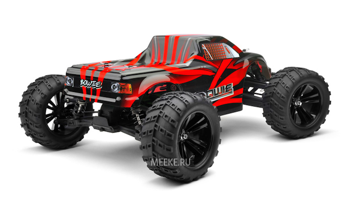 Монстр-трак Himoto Bowie E10MTL Brushless 4WD RTR 1/10