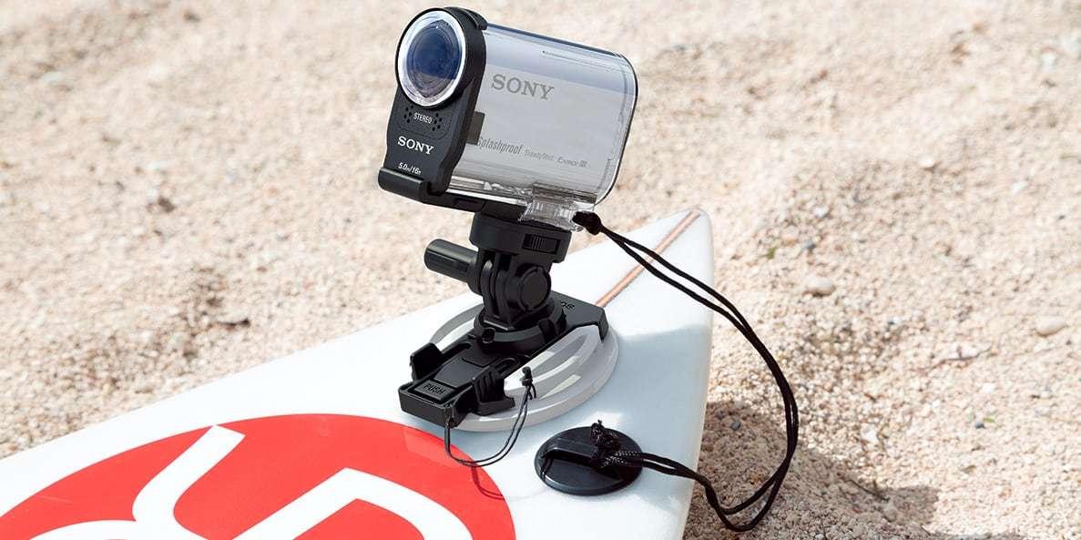 Крепление на липучке Sony VCT-BDM1 на вейке