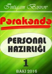 Pərakəndə Personal Hazırlığı 1