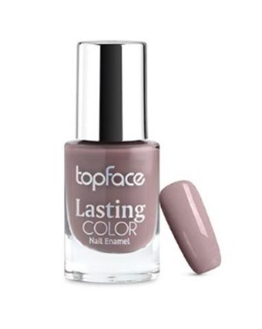 Topface Лак для ногтей Lasting color тон 11, серо-коричневый - PT104 (9мл)