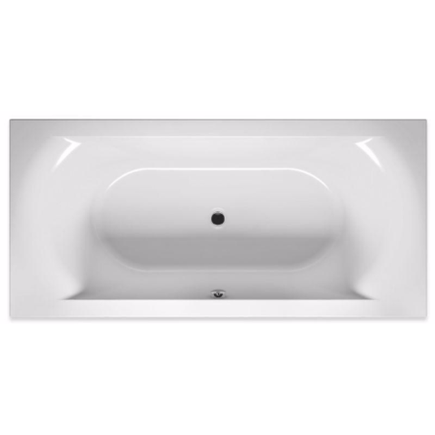 Акриловая ванна Riho LINARES R 160x70 (c тоник бортом)