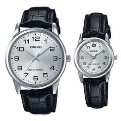 Парные часы Casio Standard: MTP-V001L-7B и LTP-V001L-7B
