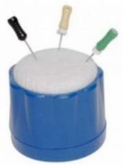 Подставка для эндодонтических инструментов