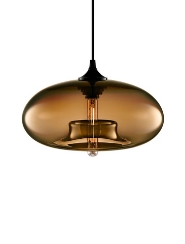 replica Niche Modern Aurora pendant lamp (brown)