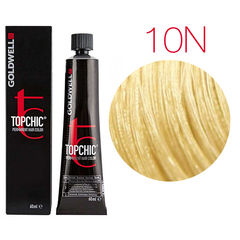 Goldwell Topchic 10N (светлый блондин экстра) - Cтойкая крем краска