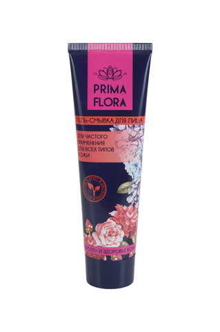 Modum Prima Flora Гель-смывка для лица для частого применения для всех типов кожи 100г