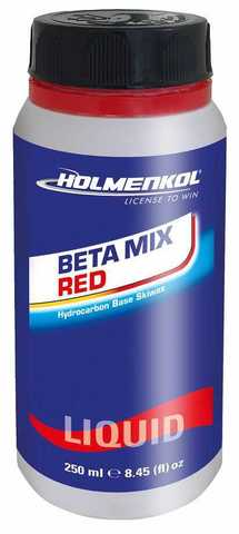 парафин жидкий Holmenkol Betamix Red liquid