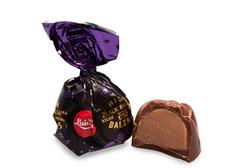 Конфеты в молочном шоколаде из