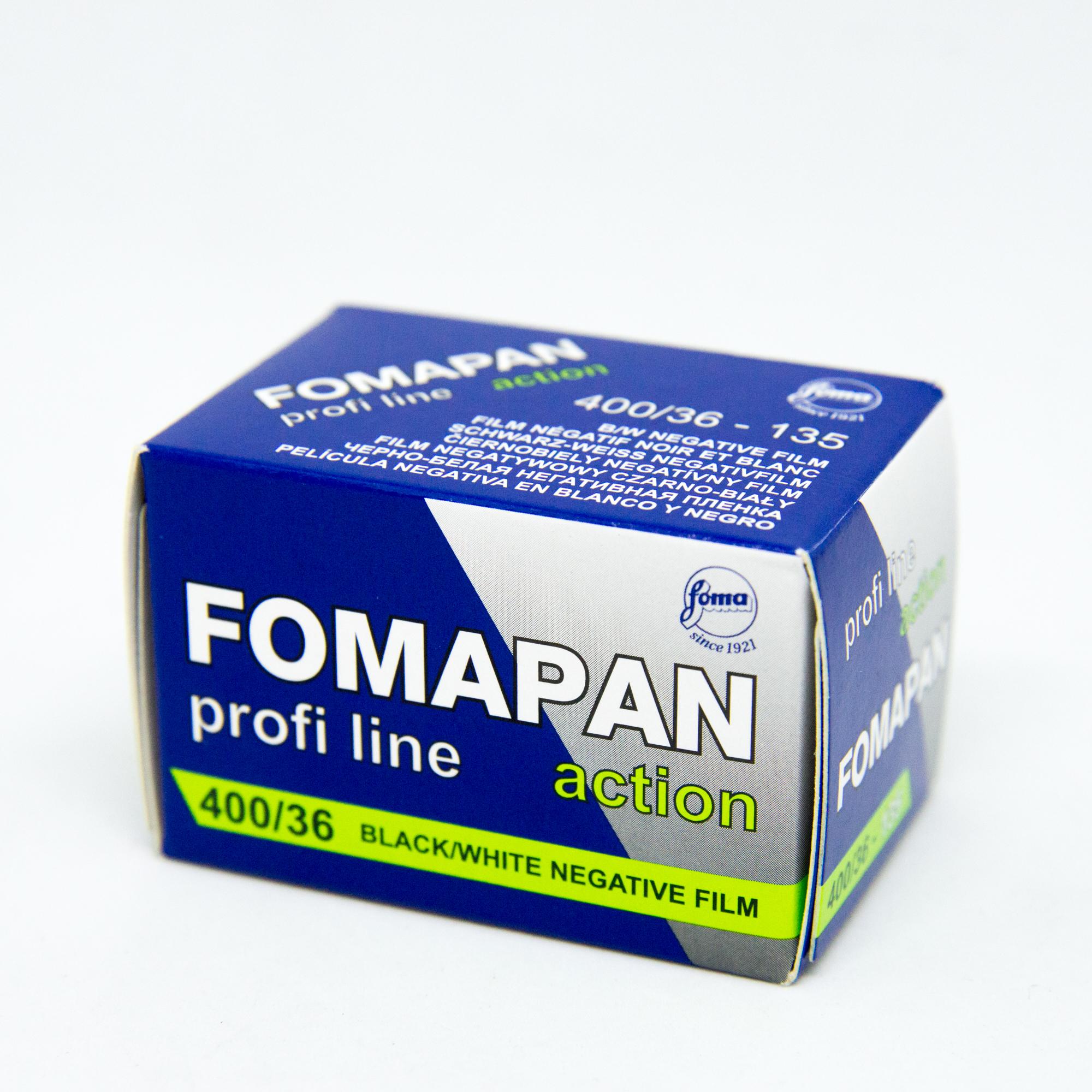 Фотопленка Foma Fomapan 400 Action /135-36