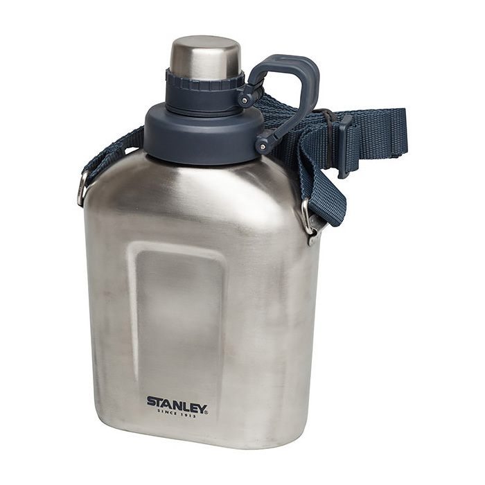 Фляга Stanley Adventure (1 литр) стальная