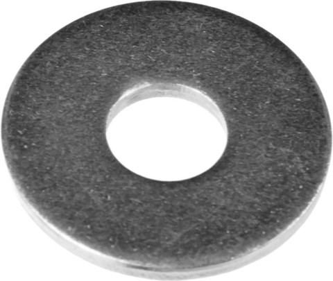 Шайба DIN 9021 кузовная, 5 мм, 5 кг, оцинкованная, ЗУБР