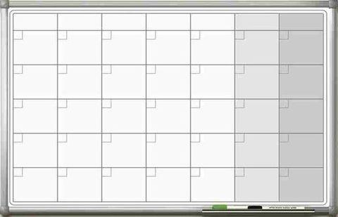 Магнитно-маркерная доска GBG SMP 60x90 (115-101448)