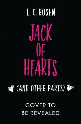 Kitab Jack of Hearts (And Other Parts) | L. C. Rosen
