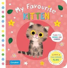 My Favourite Kitten
