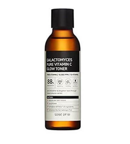 Some By Me Galactomyces Pure Vitamin C Glow Toner Тонер для лица ферментированный 200ml