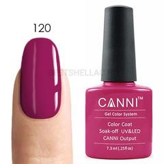 Canni, Гель-лак 120, 7,3 мл