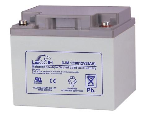 Аккумуляторы Leoch DJM1238 - фото 1