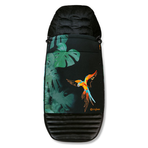 Cybex Priam Footmuff Birds Of Paradise - накидка для ног Cybex Priam