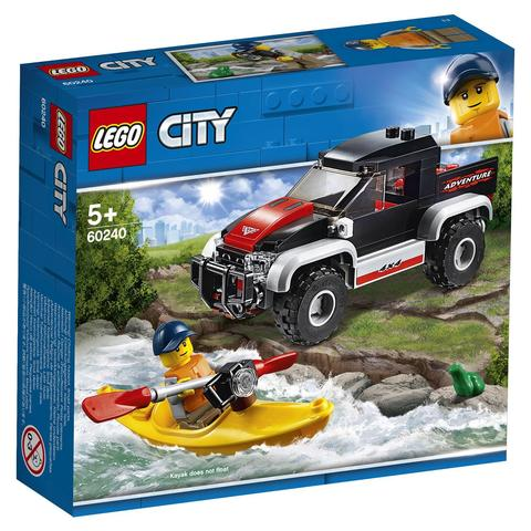 LEGO City: Сплав на байдарке 60240 — Kayak Adventure — Лего Сити Город