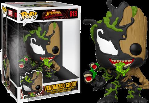 Giant Size Venomized Baby Groot Funko Pop! || Огромный Малыш Грут-Веном