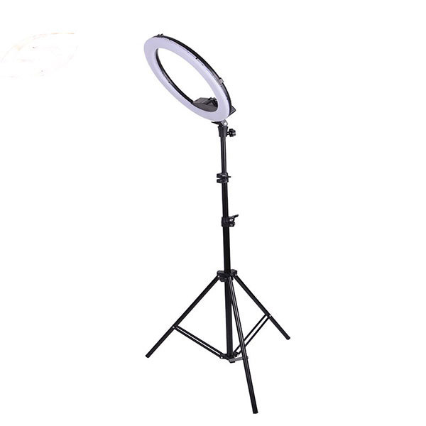 Кольцевая лампа LED RING 100 (26 см) фото